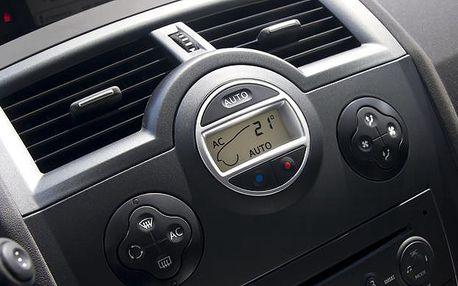 Kompletní péče o klimatizaci ve voze