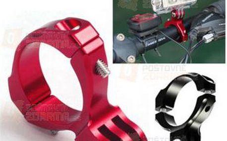 Hliníkový držák na GoPro kameru - 4 barvy a poštovné ZDARMA! - 9999921123