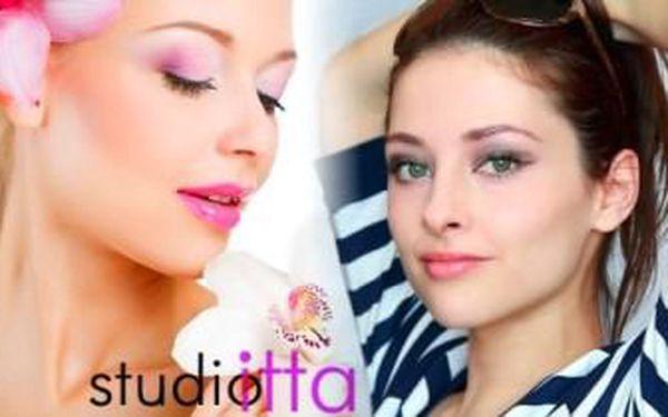 Rty. Permanentní makeup New Generation. Garance přirozeného vzhledu.