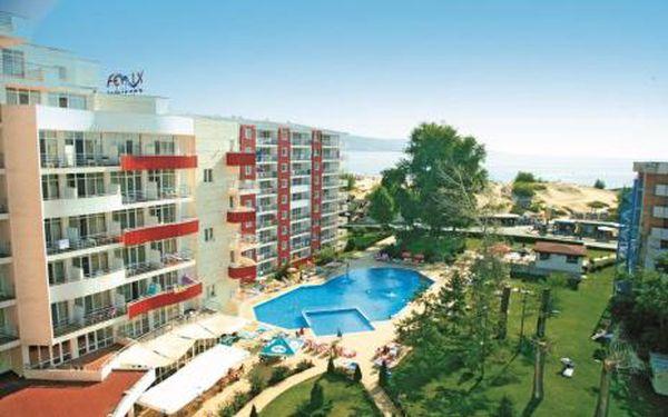 Bulharsko, oblast Slunečné Pobřeží, doprava vlastní, polopenze, ubytování v 4* hotelu na 8 dní