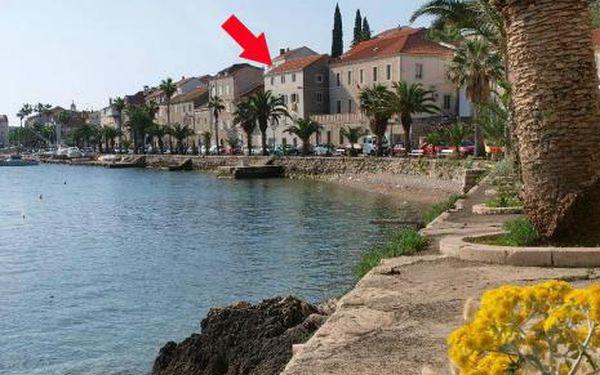 Chorvatsko, oblast Korčula, doprava vlastní, bez stravy na 8 dní