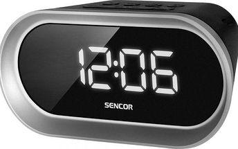 Digitální radiobudík Sencor SRC 150 W