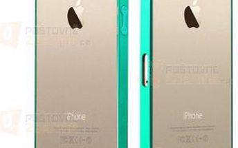 Kovový rám na iPhone 5/5S a poštovné ZDARMA! - 9999921245