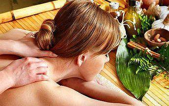 Výběr z pěti hodinových masáží!