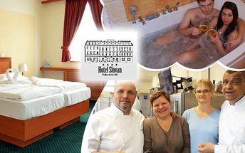 Pobyt v Jeseníkách v luxusním 4* hotelu pro 2 osoby na 3 nebo 6 dní s gastronomickým zážitkem.