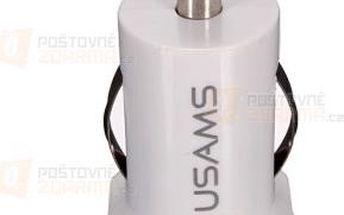 Univerzální autonabíječka s 2 USB porty a poštovné ZDARMA! - 9999921243