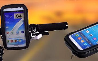 Voděodolné pouzdro na telefon na kolo: vhodné pro všechny typy smartphonů.