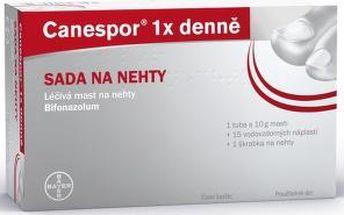 Canespor 1x denně sada na nehty drm.ung ugc.10gm