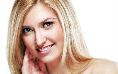 Regenerace zničených vlasů nebo aplikace brazilského keratinu