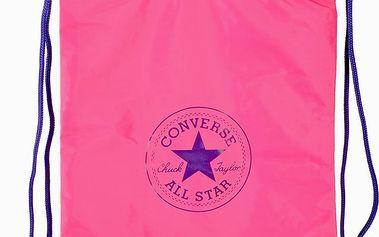 Gym Sack Playmaker Charcoal, růžová, UNI