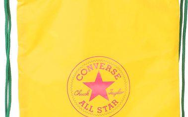 Gym Sack Playmaker Charcoal, žlutá, UNI