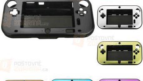 Hliníkový kryt na Nintendo Wii U - 7 barev a poštovné ZDARMA! - 9999921192