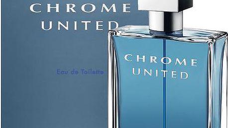 Pánská toaletní voda Azzaro Chrome United 100ml