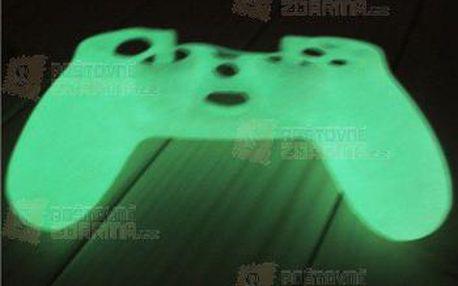Silikonový svítící kryt na ovladač PS4 a poštovné ZDARMA! - 9999921191