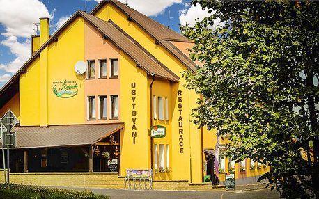 Až 4 dny pro 2 s polopenzí, fitness a bowlingem v rekreačním středisku Rybník u Domažlic