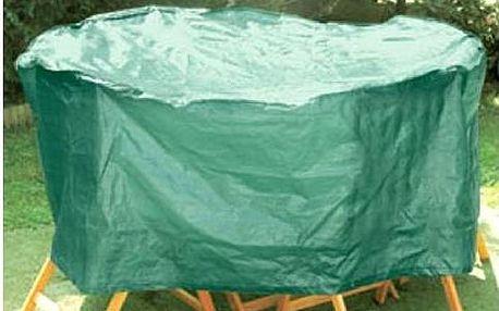CEV na zahradní nábytek kruh zelené