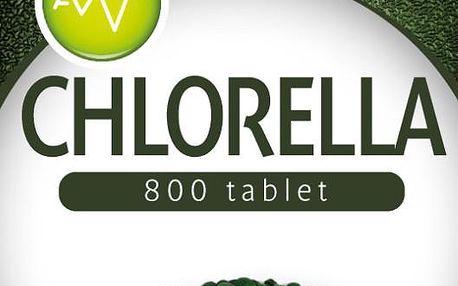 Chlorella tablety 200g
