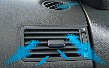 Servis vašeho vozu: Čištění klimatizace+desinfekce interiéru