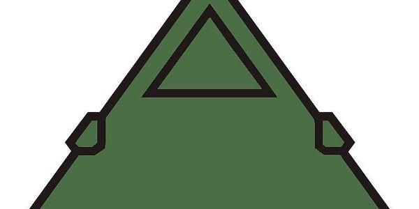 Jurek Kampy 4 ocel horská zelená