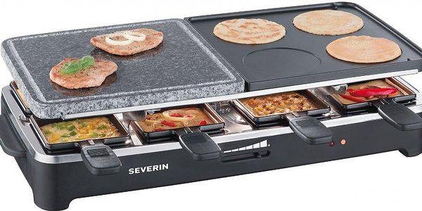 Raclette gril Severin RG 2341