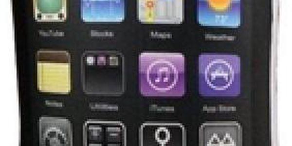 Polštářek iCushion ve tvaru iPhone 4 s kapsičkou na telefon!
