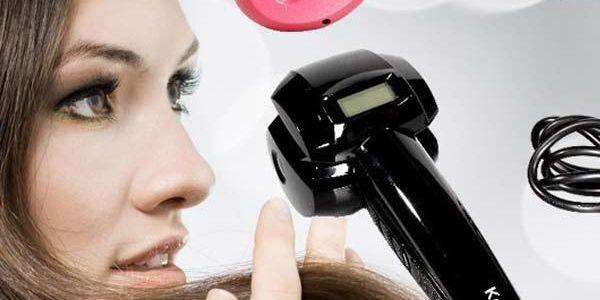 Kulma s efektem přirozeného zvlnění vlasů