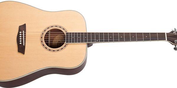 Akustická kytara Washburn WD10NS