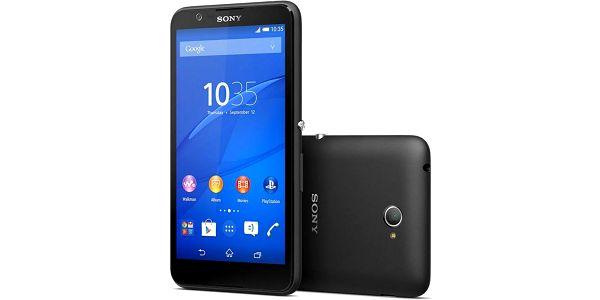 Sony Mobile Sony Xperia E4 E2105 Black
