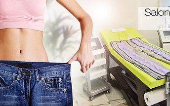 Krásné tělo s pomocí přístrojové lymfodrenáže