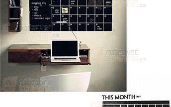 Samolepka - plánovací tabule a poštovné ZDARMA! - 9999921270