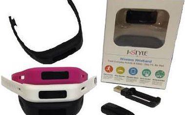 Fitness náramek J-STYLE pro měření vašich sportovních výkonů