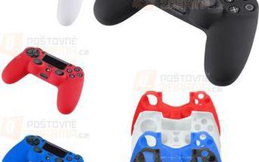 Obal na ovladač PS4 ze silikonu - 4 barvy a poštovné ZDARMA! - 9999921329