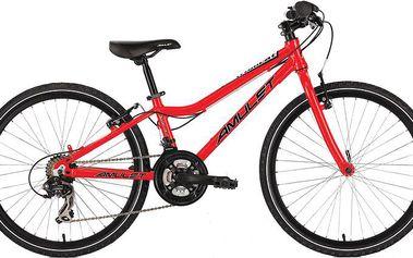 Dětské kolo Tomcat v červené barvě od značky Amulet