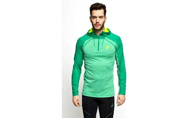 Asics - Longsleeve Hooded LS Top