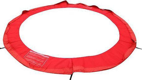 INSPORTLINE kryt pružin na trampolínu 305 cm červený