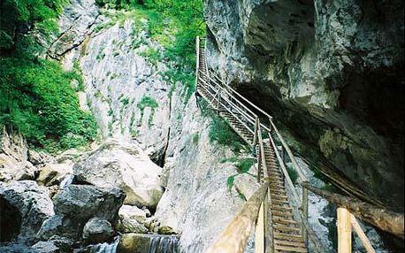 Jednodenní výlet Medvědí soutěska, nejkrásnější kouty Štýrska