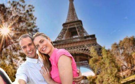Eurovíkend v Paříži: 4denní zájezd s ubytováním a plavbou po Sieně