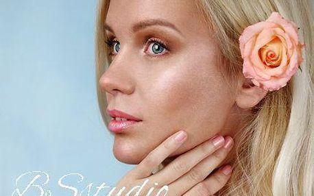 Hodinové kosmetické ošetření pleti s hloubkovým čištěním