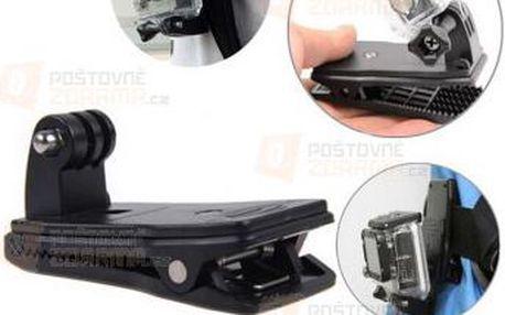 Klip na GoPro kameru na batoh a poštovné ZDARMA! - 9999921278