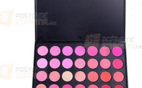 Kosmetická sada tvářenek - 28 barev a poštovné ZDARMA! - 9999921326