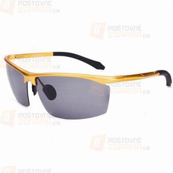 UV400 sportovní sluneční brýle - 4 barvy a poštovné ZDARMA! - 9999921310