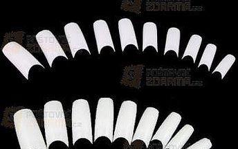 500 kusů umělých nehtů a poštovné ZDARMA! - 9999921419
