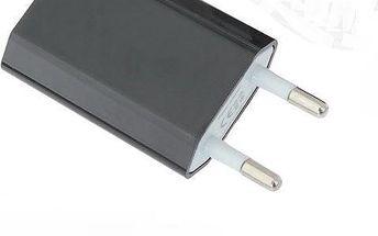Síťová nabíječka s USB vstupem a poštovné ZDARMA s dodáním do 3 dnů! - 9999916259