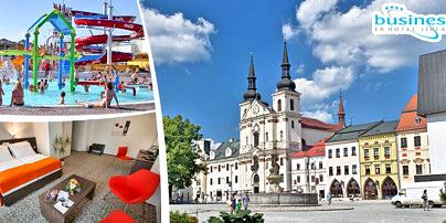 EA Business Hotel Jihlava****