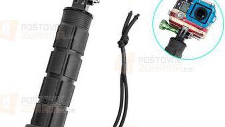 Držák na GoPro kameru se silikonovým úchytem a poštovné ZDARMA! - 9999921353