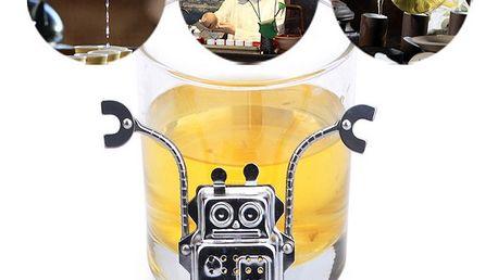 Čajové sítko robot