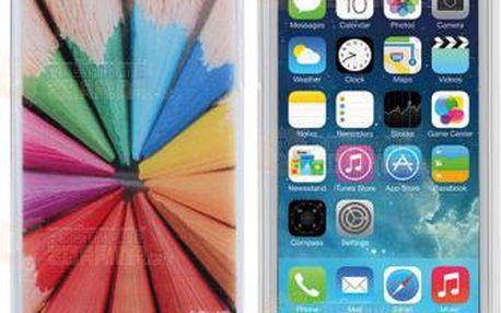 Kreativní obal na iPhone 5C pastelky a poštovné ZDARMA! - 9999921385