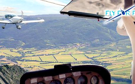 Pilotáž vybraného letadla