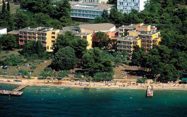 Chorvatsko, oblast Zadar, doprava vlastní, all Inclusive, ubytování v 3* hotelu na 8 dní