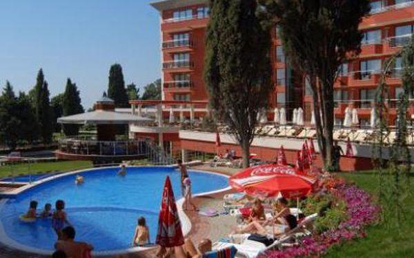 Bulharsko, oblast Nesebar, doprava letecky, snídaně, ubytování v 4* hotelu na 8 dní